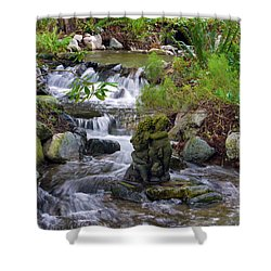 Shower Curtain featuring the photograph Moments That Take Your Breath Away by Jordan Blackstone