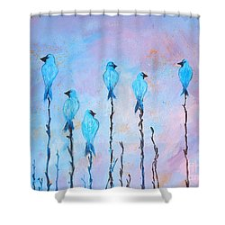 Peaceful Morning Limited Edition Prints 6 Of 20 Shower Curtain