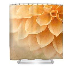 Peach Delight Shower Curtain