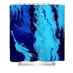 Pearl Tide Shower Curtain
