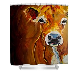 Peek Cow Shower Curtain