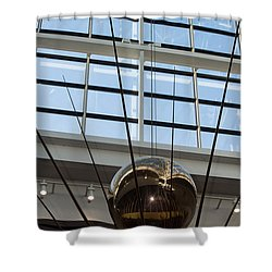 Shower Curtain featuring the photograph Pendulum by Patricia Babbitt