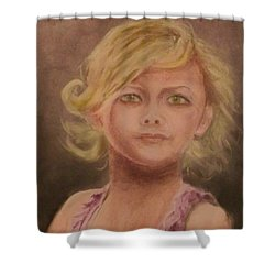 Penelope Shower Curtain by Stephen King