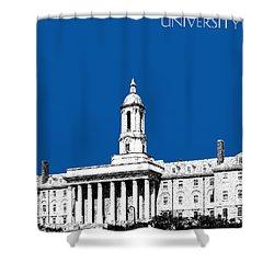 Penn State University - Royal Blue Shower Curtain