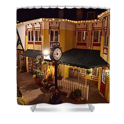 2-penny Lane - Rehoboth Beach Delaware Shower Curtain