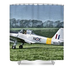 Percival Provost T1 G-bkhp Shower Curtain