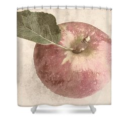 Perfect Apple Shower Curtain