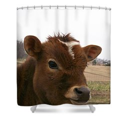 Shower Curtain featuring the photograph Perfect Stance by Sara  Raber