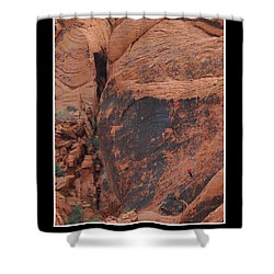 Perseverance Shower Curtain by Kirt Tisdale