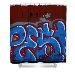 Pest Shower Curtain by Donna Blackhall