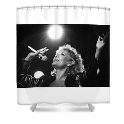 Petula Clark  Shower Curtain