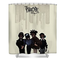 Pharcyde -passing Me By 1 Shower Curtain