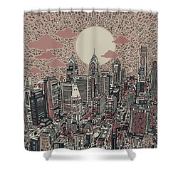 Philadelphia Dream 3 Shower Curtain