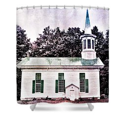 Phillipsport Methodist Shower Curtain