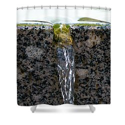 Phone Case - Cold And Clear Water Shower Curtain by Alexander Senin