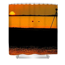 Photographer's Dream Shower Curtain by Karen Wiles