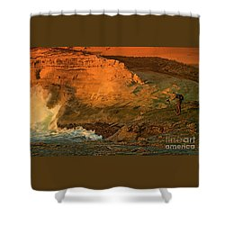 Photographers Paradise Shower Curtain by Nick  Boren