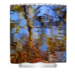 Photographic Painting Shower Curtain by Frozen in Time Fine Art Photography