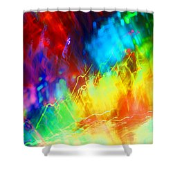 Physical Graffiti 1full Image Shower Curtain