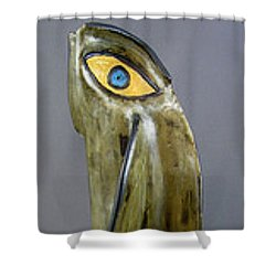 Picasso Shower Curtain by Mario Perron