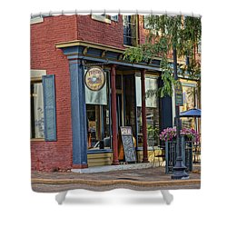 Picasso's N Main St Charles Mo Dsc00900  Shower Curtain