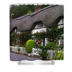 Picturesque Cottage Shower Curtain