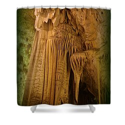 Pillars Of Time Shower Curtain