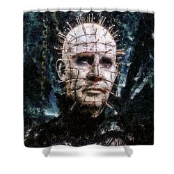 Pinhead Shower Curtain