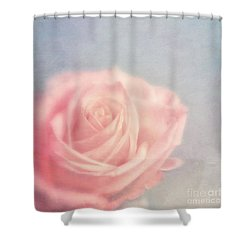 pink moments I Shower Curtain by Priska Wettstein
