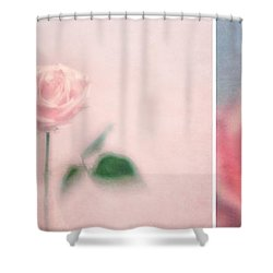 Pink Moments Shower Curtain