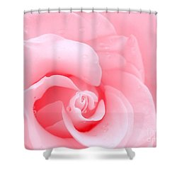 Love Me Tender Shower Curtain