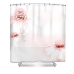 Pink Sonata  Shower Curtain