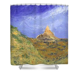 Pinnacle Peak Shower Curtain