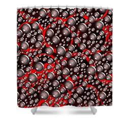 Shower Curtain featuring the photograph Pipe Dream by Nadalyn Larsen