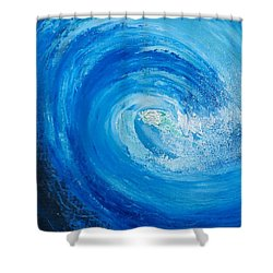 Pipeline No Way Out Shower Curtain