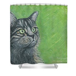 Pipers Hope Shower Curtain