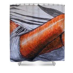 Pirelli Lady Shower Curtain