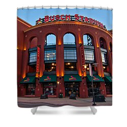 Play Ball Shower Curtain