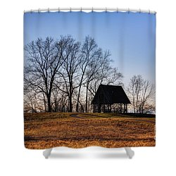 Poets' Walk Shower Curtain