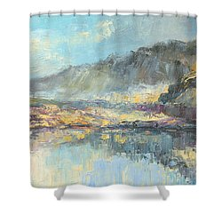 Poland - Tatry Mountains Shower Curtain