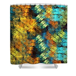 Pollux Shower Curtain