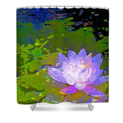 Pond Lily 29 Shower Curtain