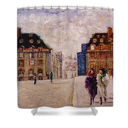 Pont Neuf Shower Curtain