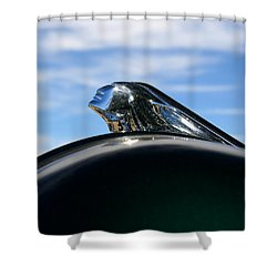Pontiac Shower Curtain