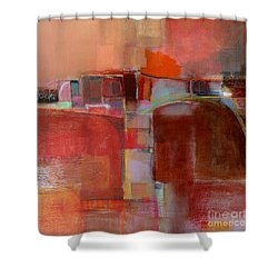 Pont Des Arts Shower Curtain