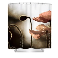 Poppy Generations Shower Curtain