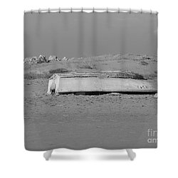 Porto Empedocle Shower Curtain