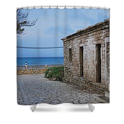 Porto Shower Curtain