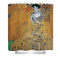 Portrait Of Adele Bloch-bauer I Shower Curtain