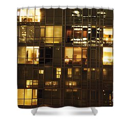 Shower Curtain featuring the photograph Posh Dccxliii by Amyn Nasser